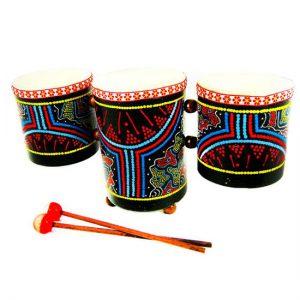 Тройной барабан