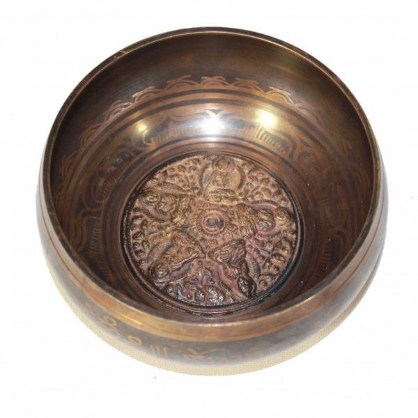 Поющая чаша Будда