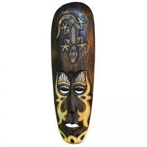 Африканская маска из дерева