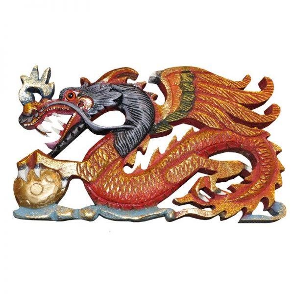 Панно дракон