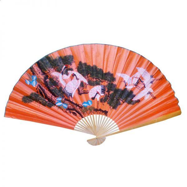Китайский веер на стену
