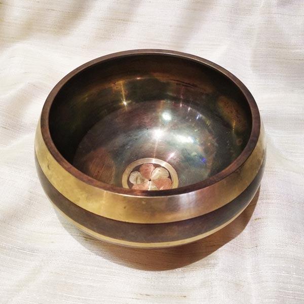 Поющая чаша 7 металлов 16 см