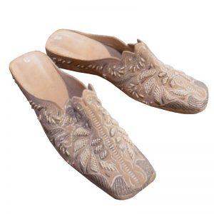 Женские восточные туфли