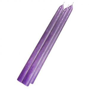 Фиолетовая свеча