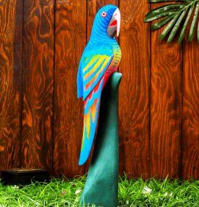 Статуэтка Попугай