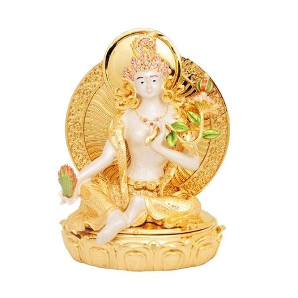 Богиня Белая Тара - шкатулка