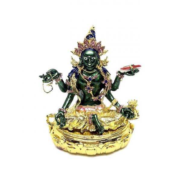 Божество Зеленая Тара шкатулка