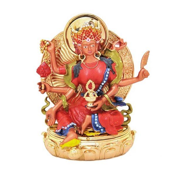 Драгоценная Васундхара Богиня Богатства и Изобилия