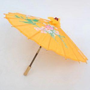 Декоративный китайский зонтик