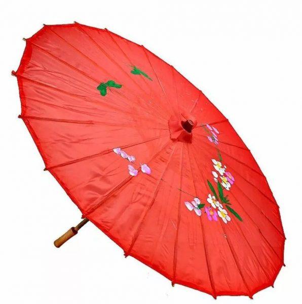 Китайский зонтик от солнца
