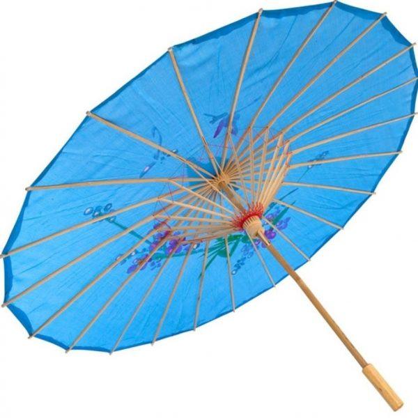 Китайский зонт солнцезащитный
