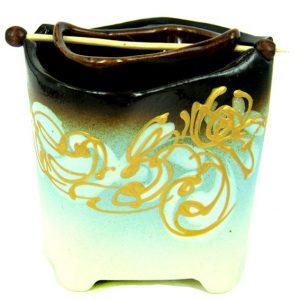 Ароматическая лампа с ручной росписью