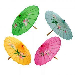 Китайские зонтики