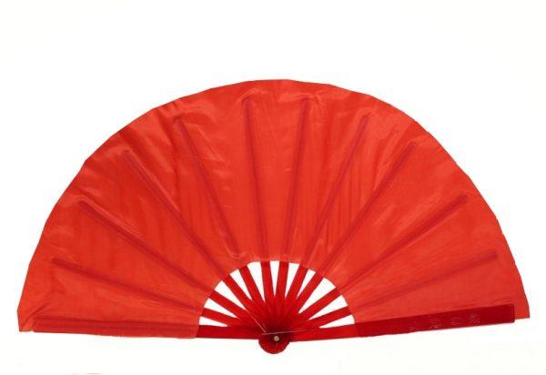 Веер красный