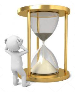 Часы песочные и оригинальные