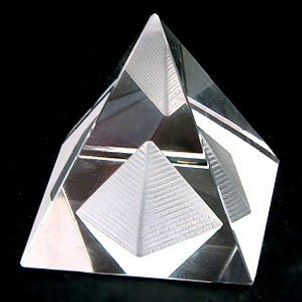 Пирамида в пирамиде
