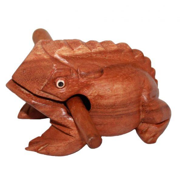 Поющая деревянная Жаба