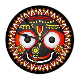 Часы настенные Джаганнатха 20 см