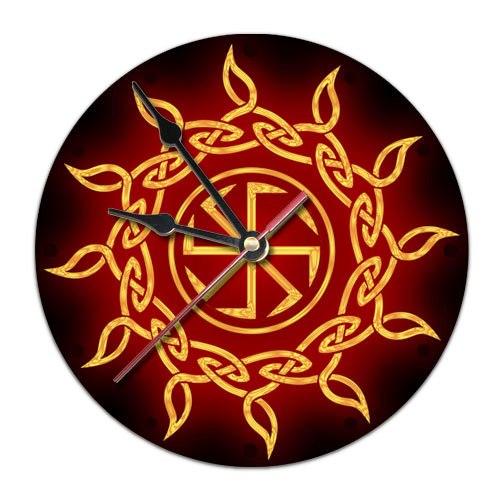 Часы настенные Коловрат 20 см