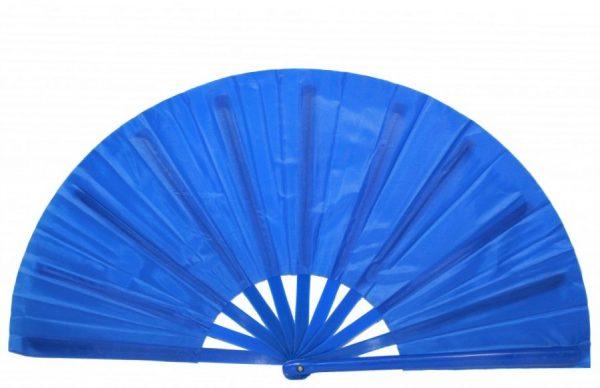 Веер синий