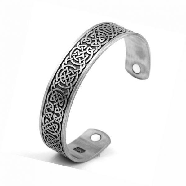 Магнитный браслет Кельтские узлы
