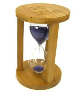 Песочные часы на 10 минут