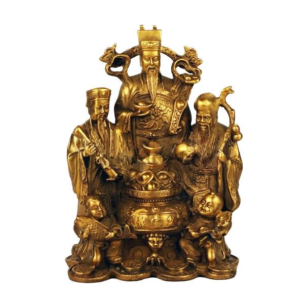 Статуэтка Три звёздных старца вместе