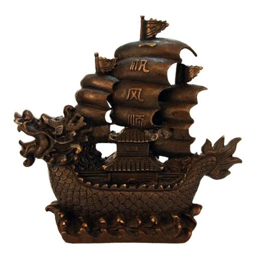 Статуэтка Корабль богатства