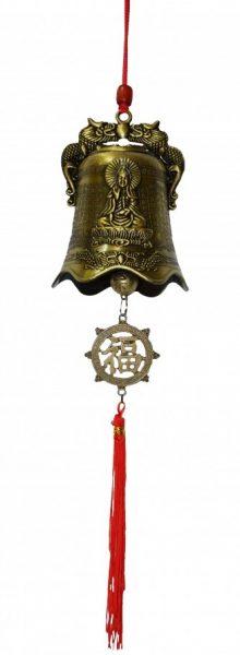 Колокол с Буддой