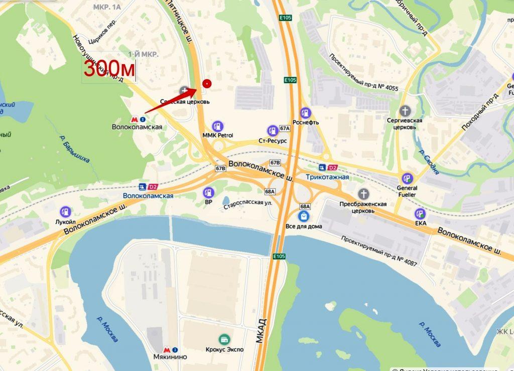 адрес карта