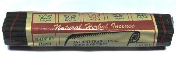 Тибетские благовония Natural herbal incense