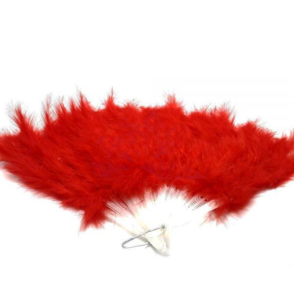 Веер из перьев